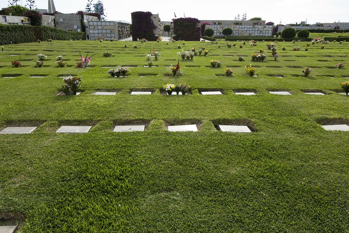 Cementerio Jardines de la Paz la Molina, Perú » Cementerio