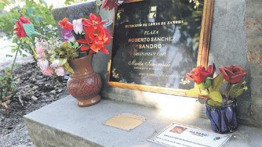 Cementerio dónde está Sandro
