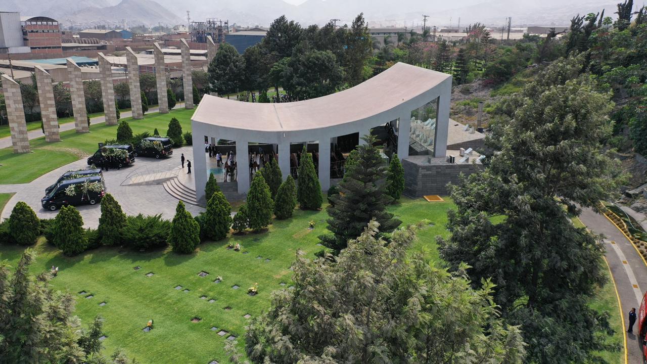 cementerio huachipa