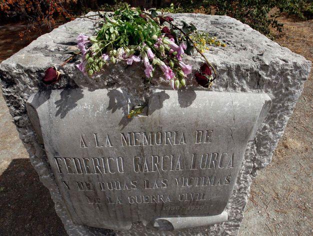 Cementerio dónde está Federico García Lorca