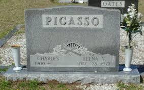 Cementerio dónde está Picasso