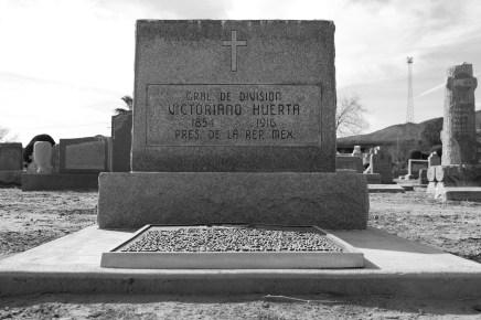 cementerio donde esta victoriano huerta